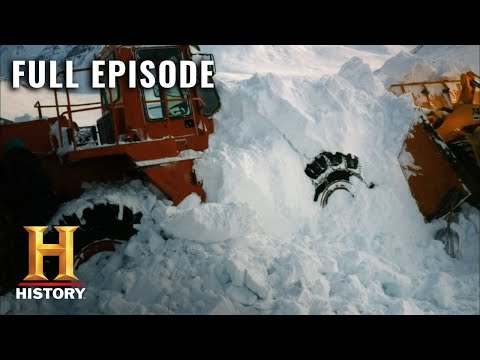 Ice Road Truckers: Full Episode - Avalanche! (Season 4, Episode 7) | HISTORY