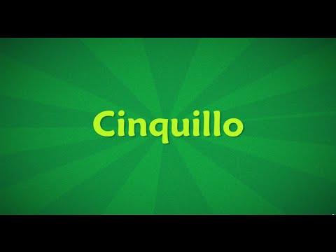 Video of CiNQuiLLo