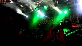 Domine - The Aquilonia Suite part 1 (Live at Midian pub of Cremona 29/09/12)