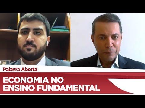 Emanuel Pinheiro defende inclusão da economia na grade curricular - 17/03/21
