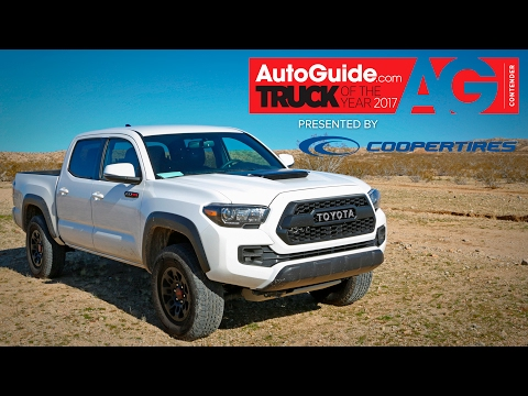 2017 Toyota Tacoma TRD Pro - 2017 AutoGuide.com Truck of the Year Contender - Part 1 of 6