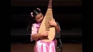 C1 新加坡全国华乐比赛颁奖会陈欣宇琵琶独奏天山之春