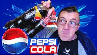У Макса 1,39 тыс. подписчиков По просьбе подписчиков.  Обзор новинок Pepsi Манго и Cola Калинов  Проведем фуд обзор пития новодельного, Pepsi Манго со вкусом  разумеется самого пепси и манго, если найдем таковой там. И Cola