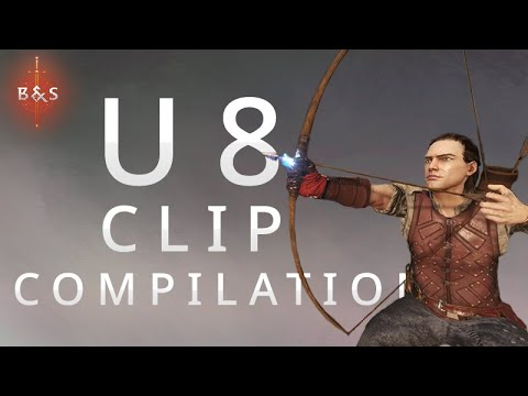 U8 extended preview clips compilation | Blade and Sorcery