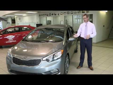 2015 Kia Forte Pricing, Review and Test Drive | Eastside Kia, Calgary AB