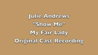 Julie Andrews- Show Me