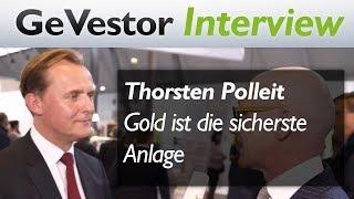 Invest 2018: Interview mit Degussa-Chefökonom Thorsten Polleit