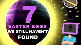 7 Easter Eggs That Were Never Found