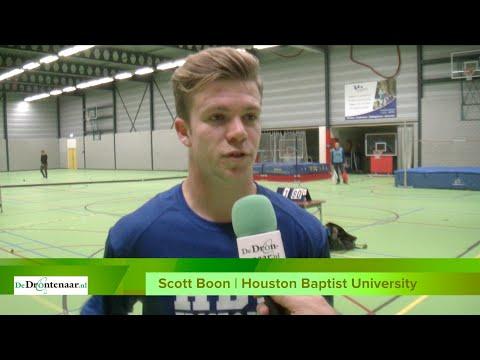 """VIDEO   Scott Boon geniet van Amerikaans avontuur: """"Om daar heen te mogen is geweldig"""""""