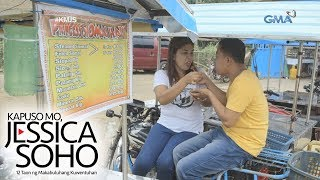 Kapuso Mo, Jessica Soho: Siomai vendor noon, asensado na ngayon!