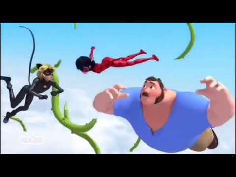 Клип Леди Баг и Супер Кот «Мы летаем как птицы (см.ком)