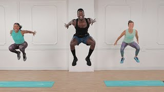 Class FitSugar: 45-Minute Tabata Workout by POPSUGAR Fitness