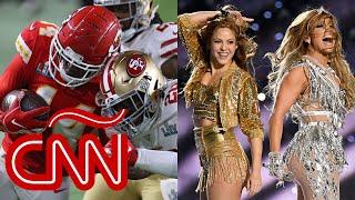Shakira y Jennifer Lopez, el medio tiempo del Super Bowl fue más comentado que el partido
