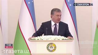 """Шавкат Мирзиёев поручил министру финансов избавиться от """"старых болезней"""""""