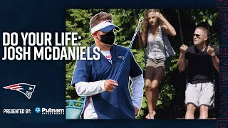 A Day in the Life of the Patriots Offensive Coordinator   Do Your Life: Josh McDaniels