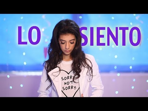 """Justin Bieber """"Sorry"""" - SPANISH Cover by Giselle Torres (""""Lo Siento"""")"""