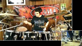 Daughtry - What I Want (Drum Cover by JD)