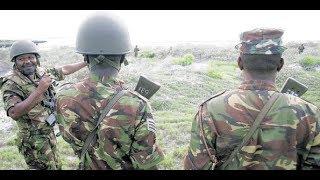 BREAKING NEWS: KDF Spokesperson Colonel Joseph Owuoth has gone missing