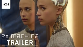 Trailer of Ex Machina (2015)