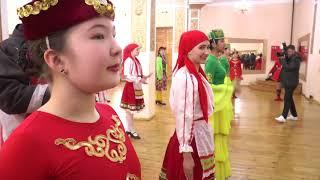 24 часа 08 02 2018 Аким области посетил школу№6 и ДК Горняк