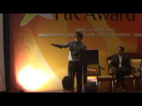 RJ LIno, Direktur Utama PT. Pelindo II, Seminar HR Award , LMFEUI