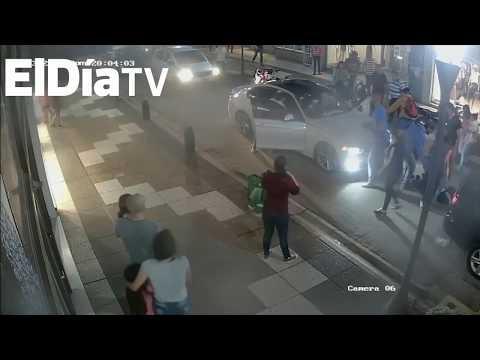 Choque en Gualeguaychu