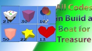 build a boat for treasure codes 2019 may - TH-Clip