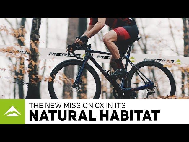 Видео Велосипед Merida Mission CX 700 28 light green (black)