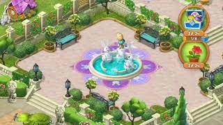 Садовник Остин, 661 уровень, 3 в ряд