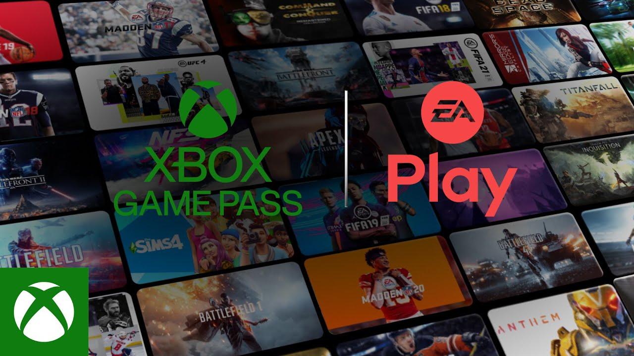 微軟宣佈將和EA進行合作,未來Xbox Game Pass Ultimate和PC端將免費包含EA Play會員服務,該合作將於今年年底生效。 Maxresdefault