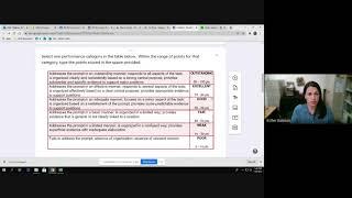 Academic Decathlon essay judge training video