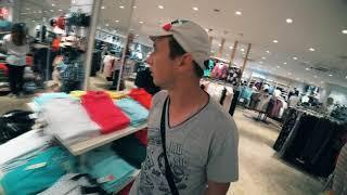 Шоппинг в Турции, город Кемер. Цены на шмотки  в Торговых Центрах