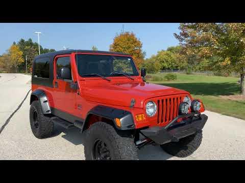 2006 Jeep® Wrangler Unlimited in Big Bend, Wisconsin - Video 1
