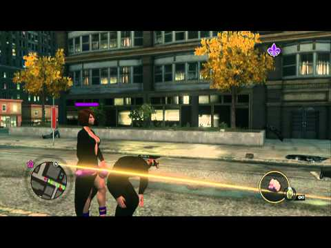 Naked, Fan-Made Saints Row The Third Edition Of So You Think You Can Dance?