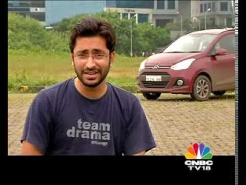 Overdrive Road Test - Hyundai Grand i10
