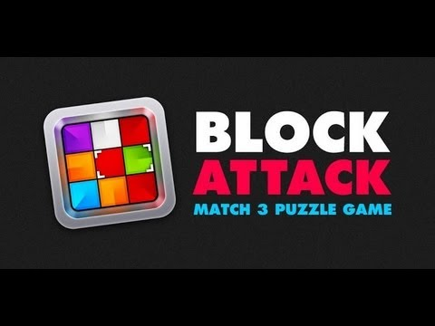 Video of Block Attack - Matching Game