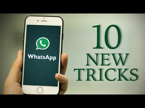 10 Cool New WhatsApp Tricks You Should Try