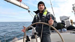 Docking in torture marina! - Ep. 189 RAN Sailing