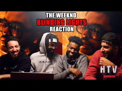The Weeknd - Blinding Lights REACTION!