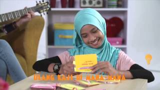 Tip Pantas Geng UPSR EP 3:(LAGU) Kad Imbasan