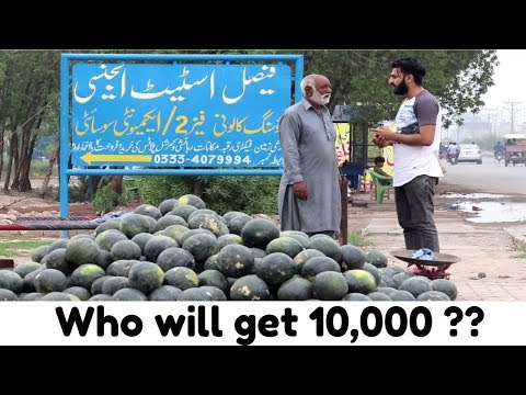 Poor Vs Rich | Who will get 10,000 for a Kind Act?