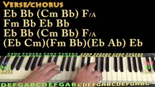 I Wish It Could Be Christmas All Year Long (Willio and Phillio) Piano Lesson Chord Chart
