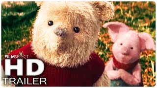 CHRISTOPHER ROBIN Trailer 2 (2018) - Video Youtube
