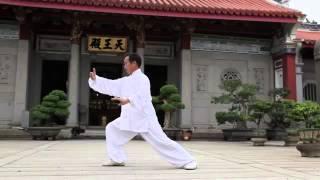 Bài Thái Cực Quyền 24 thức của võ sư Daniel Tan