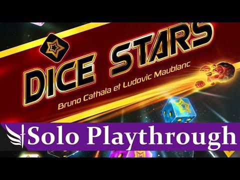 Jesta Plays... Dice Stars