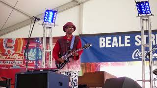 Biscuit Miller And The Mix | Beale Street Music Festival - Memphis TN | 6/5/2018