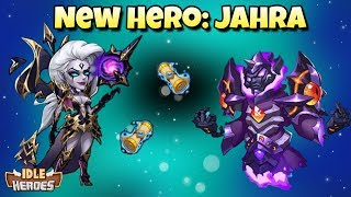 Idle Heroes - New Hero: Jahra - Is She A God?