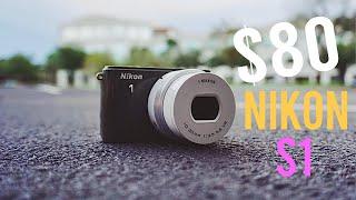 Best CHEAP Nikon Vlog Camera?  Ft. Nikon S1