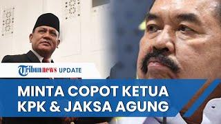 BEM UI Kritisi Kepemimpinan 2 Tahun Jokowi Maruf, Minta Firli Bahuri dan ST Burhanuddin Dicopot