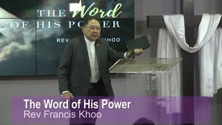 The Word of His Power